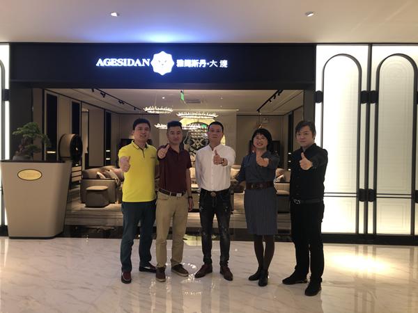 """热烈祝贺三维灯都与全屋构联合打造""""第一届VR线上家具博览会""""正式启动"""